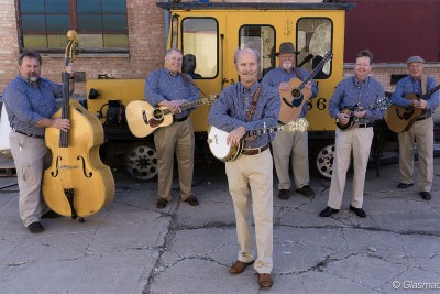 Sunday Concert Series: Ophir Creek