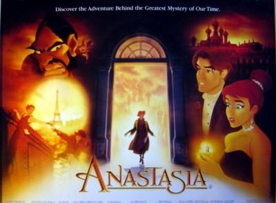 Outdoor Movie: Anastasia
