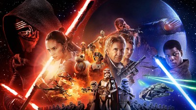 Outdoor Movie: Star Wars - The Force Awakens
