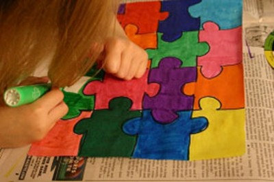 Puzzling Creations: Making Puzzles for Tots