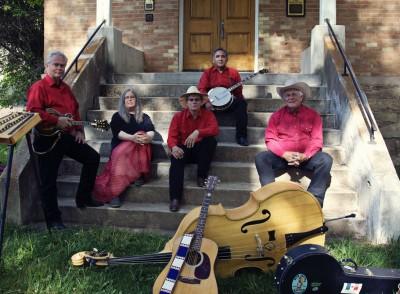 Outdoor Summer Concert Series: Red Desert Ramblers...
