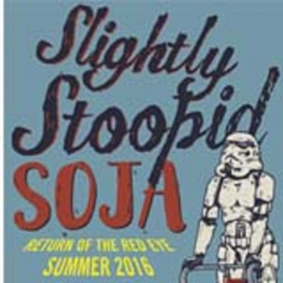 Slightly Stoopid with Soja-Return Of The Red Eye T...