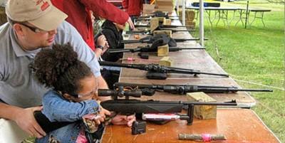 Southern Utah 4-H Shooting Sports