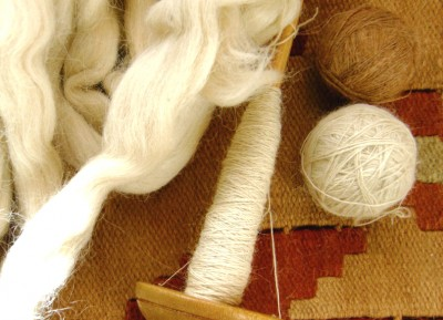 Spinning and Weaving Class