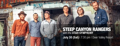Steep Canyon Rangers with the Utah Symphony