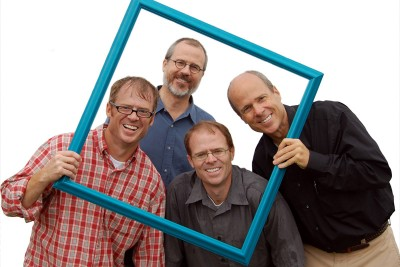 Sunday Concert Series: The 4 Hims