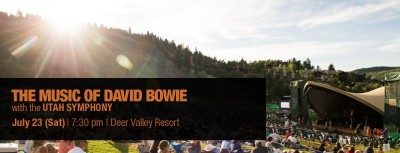 The Music of David Bowie with the Utah Symphony