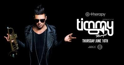 Therapy Thursdays: Timmy Trumpet
