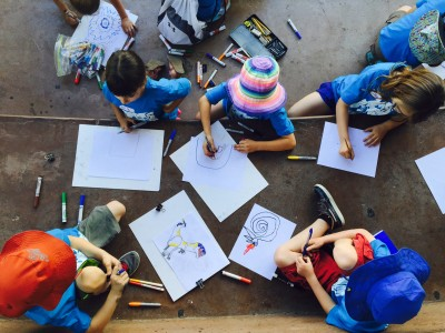 This is the Place Art Camp