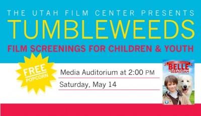 Tumbleweeds Film Festival Screening: Belle and Sebastian (PG, 2013)