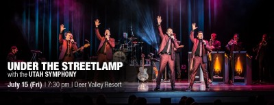 Under the Streetlamp with the Utah Symphony