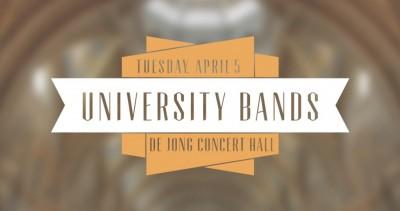 University Bands
