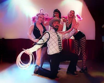 Vaudeville Variety Show