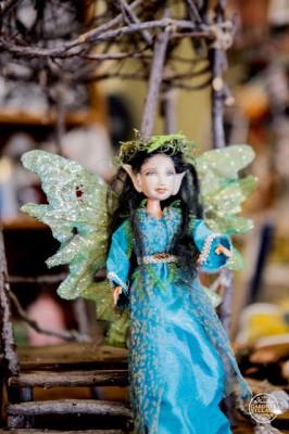 Woodland Fairies at Gardner Village