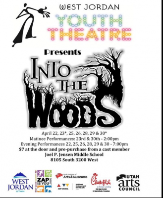 West Jordan Youth Theatre Presents Into The Woods