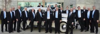 Worldstage! Concert Series: The Beehive Statesmen Barbershop Chorus