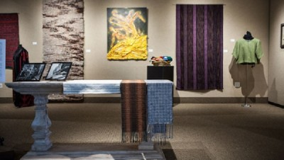 Mary Meigs Atwater Weaving Guild's 24th Biennial Fiber Art Exhibit