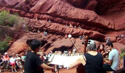 The Canyon Céilí - Moab Outdoor Concert