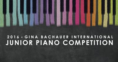 International Junior Piano Competition