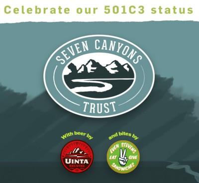 Seven Canyons Trust Celebration