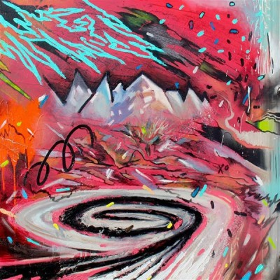 Abstract Landscapes for Teens