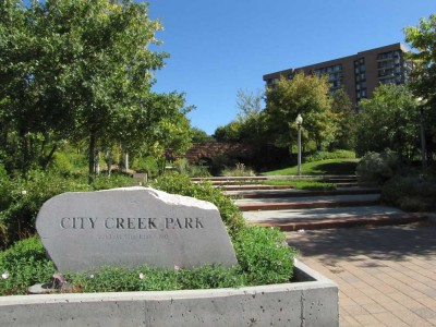 Birds and Parks: City Creek Park