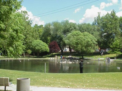Birds & Parks: Fairmont Park