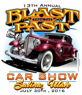 Blast from the Past Car Show