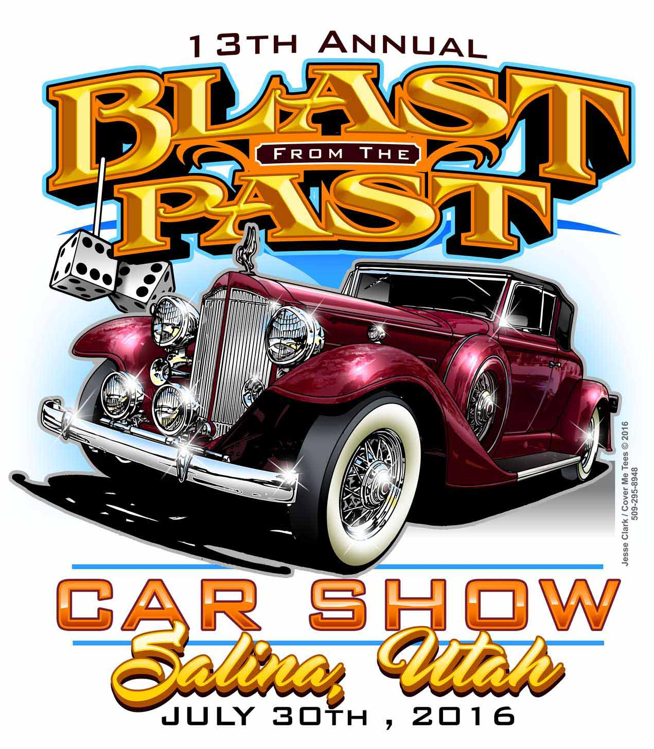 Blast From The Past Car Show Presented By Blast From The