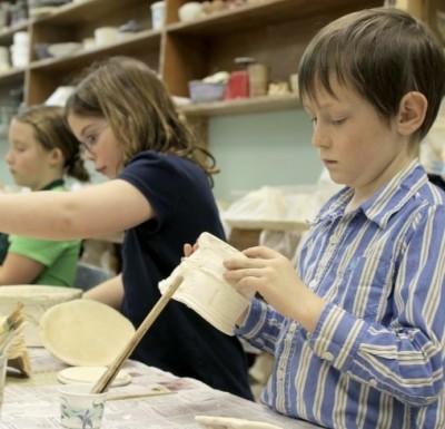 Ceramics Camp 1 for Kids