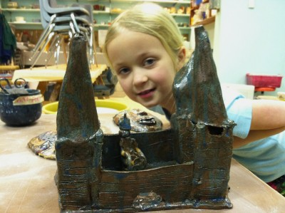 Ceramics Camp 3 for Kids