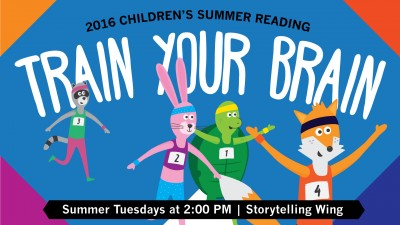 Children's Summer Reading: Mini-Olympics