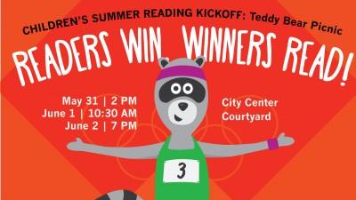 Children's Summer Reading Kickoff: Teddy Bear Picnic