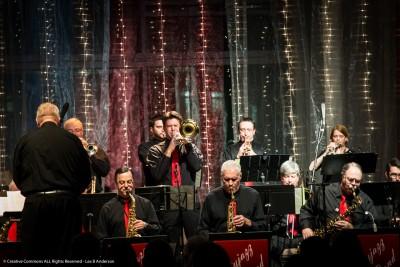 City Jazz Big Band with Singer Katrina Cannnon