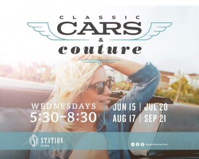 Classic Cars and Couture