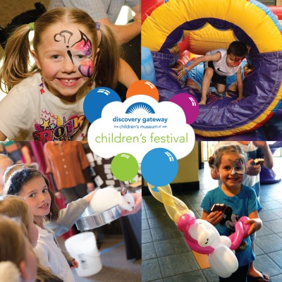Discovery Gateway Children's Festival FUNdraiser!