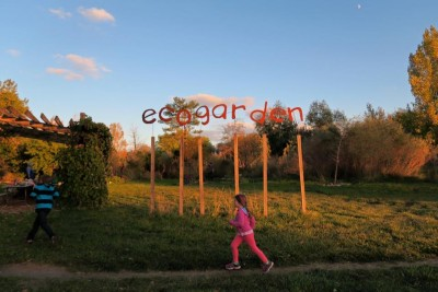 EcoGarden Clean-up