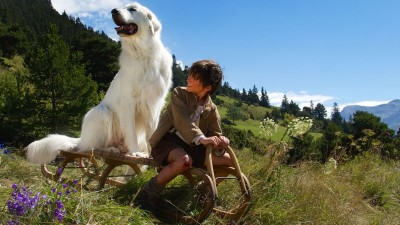 Free Family Film Screening: Belle and Sebastian