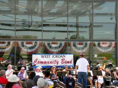 Honoring our Veterans West Jordan City Band Concert