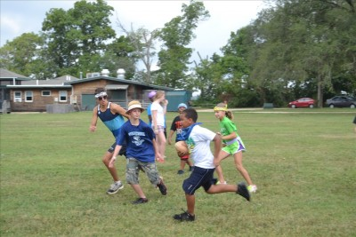 It's all Fun and Games Day Camp