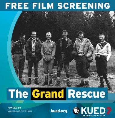 KUED Free Film Screening - The Grand Rescue