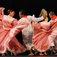 Latin American Dance Spectacular Outreach and Presentation