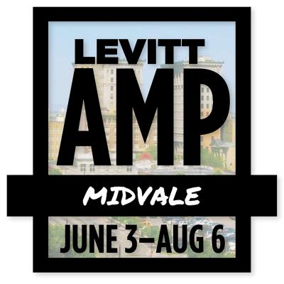 Levitt AMP Midvale Music Series - Mike Masse and Kim Simpson