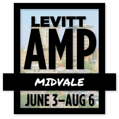 Levitt AMP Midvale Music Series - Susie Brown and Crescent Super Band