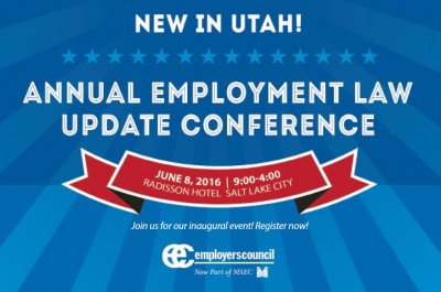MSEC's Annual Employment Law Update Conference