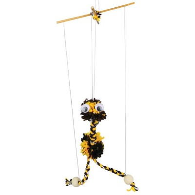 Making Marionettes for Teens