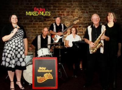 Mixed Nuts @ Taylorsville Senior Center