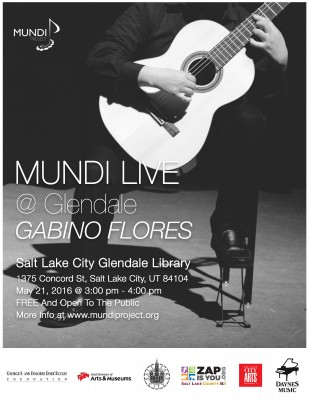 Mundi Live with Gabino Flores