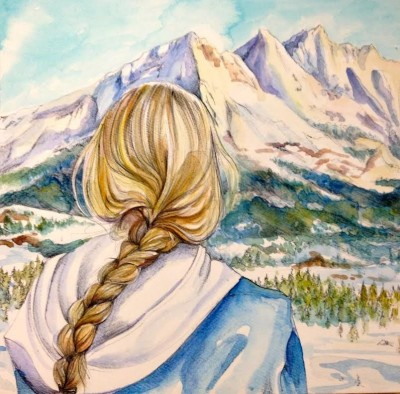New Perspectives: Drawing and Painting for Teens