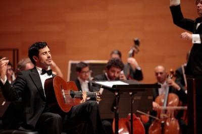 Pablo Villegas performs Aranjuez with the Utah Symphony